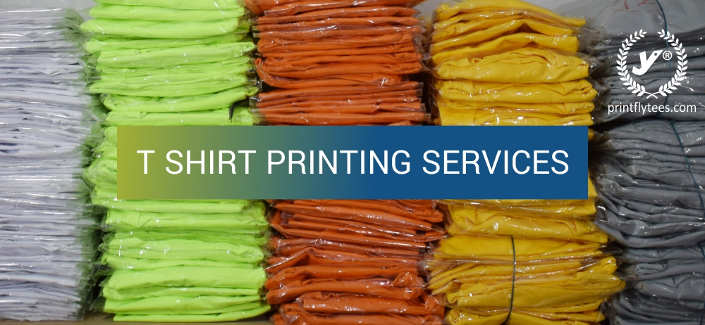 T shirt printing service in indore